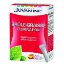 Juvamine Brûle-Graisse Elimination 14 sticks