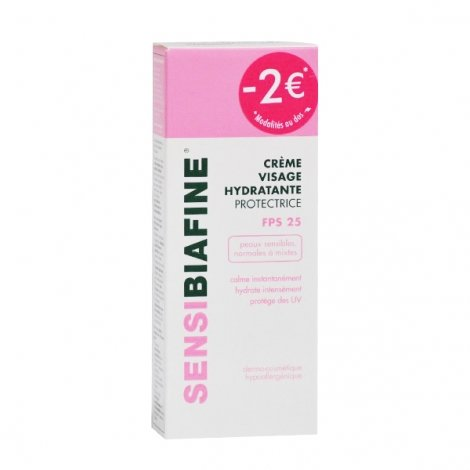 Sensibiafine Crème Visage Hydratante Protectrice 50ml pas cher, discount