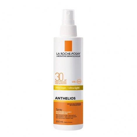 La Roche-Posay Anthelios Spray Haute Protection Spf 30 Peau Sensible 200 Ml pas cher, discount