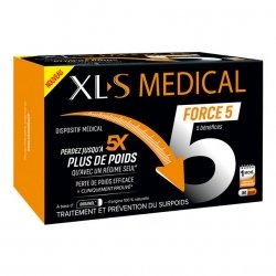 XLS Medical Force 5 / Ultra 5 180 gélules