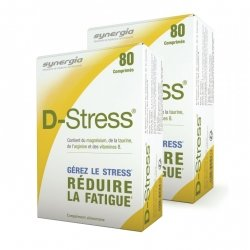 Apotex D-Stress Lot de 2 80 comprimés