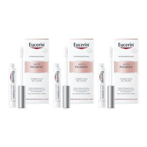 Eucerin Trio Pack Anti-Pigment Correcteur de Taches 3x5ml pas cher, discount