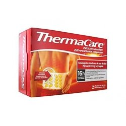 Thermacare Patchs Chauffants Dos 2 patchs