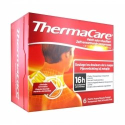 Thermacare Patchs Chauffants Nuque-Epaule-Poignet 6 patchs