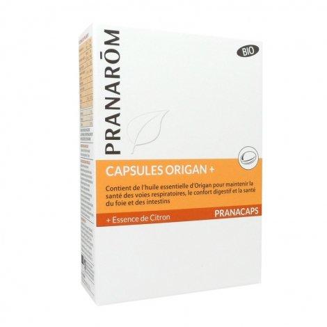 Pranarom Pranacaps Origan Résistance 30 capsules pas cher, discount