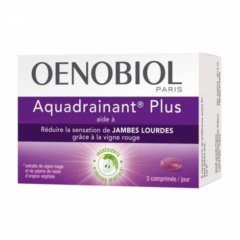Oenobiol Aquadrainant Plus rétention d'eau 45 Comprimés pas cher, discount