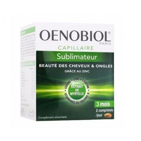 Oenobiol Sublimateur Beauté Cheveux & Ongles x180 Capsules pas cher, discount