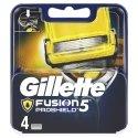 Gillette Fusion 5 Proshield - 4 unités