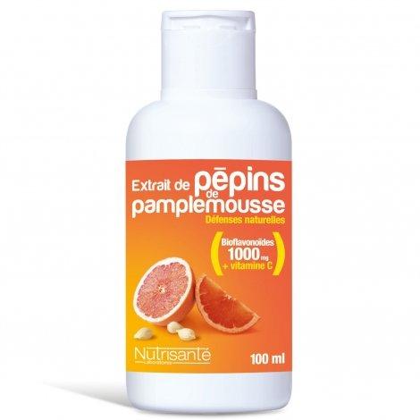 Nutrisanté Extrait de Pépins de Pamplemousse 100ml pas cher, discount