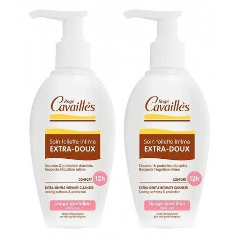 Rogé Cavaillès Duo Pack Soin Toilette Intime Extra-Doux 2x200ml pas cher, discount