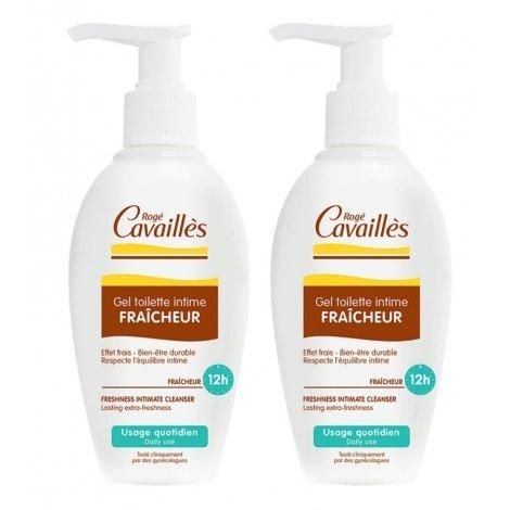 Rogé Cavaillès Duo Pack Soin Toilette Intime Fraicheur 2x500ml pas cher, discount