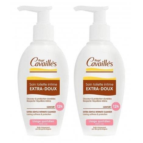 Rogé Cavaillès Duo Pack Soin Toilette Intime Extra-Doux 2x500ml pas cher, discount