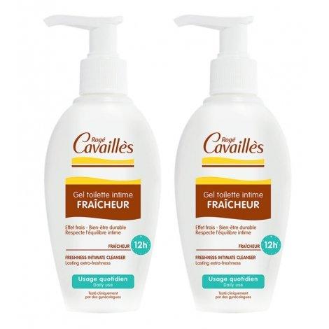 Rogé Cavaillès Duo Pack Soin Toilette Intime Fraicheur 2x200ml pas cher, discount