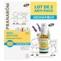 Pranarôm Lot de 2 Anti-Poux Aromapoux 2 x 30ml