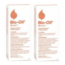 Bio-Oil Soin Spécialisé pour la peau Lot de 2 flacons x 60 ml