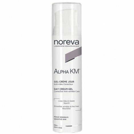 Noreva Alpha KM Gel-Crème Jour 30ml pas cher, discount