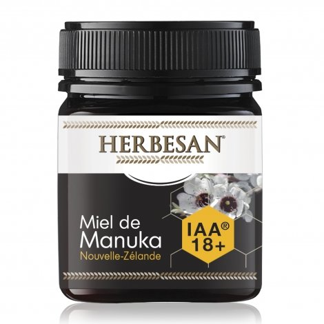 Herbesan Miel de Manuka IAA 18+ 250g pas cher, discount