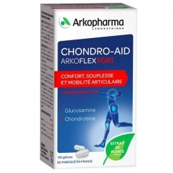 Arkopharma Chondro Aid Fort Formule Expert 120 Gélules