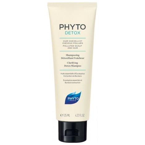 Phyto Detox Shampooing Détoxifiant Fraîcheur 125ml pas cher, discount
