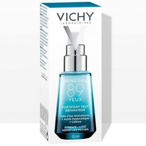 Vichy Minéral 89 Yeux 15 ml pas cher, discount