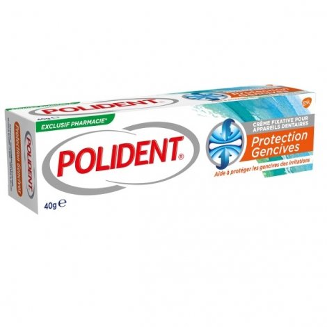 Polident Crème Fixative Protection Gencives Tube 40 g pas cher, discount