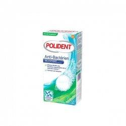 Polident Nettoyant Anti-Bactérien Appareils Dentaires Boite X 96 comprimés
