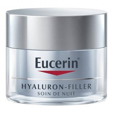 Eucerin Hyaluron-Filler Soin de Nuit Comblement de Rides 50 ml pas cher, discount