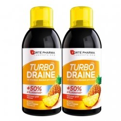 Forte Pharma Turbodraine Minceur ananas 2x500ml
