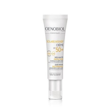 Oenobiol Cosmétiques Solaire Intensif Crème SPF50+ 50ml pas cher, discount