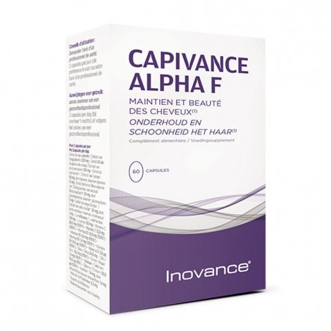 Inovance Capivance Alpha F 60 capsules pas cher, discount