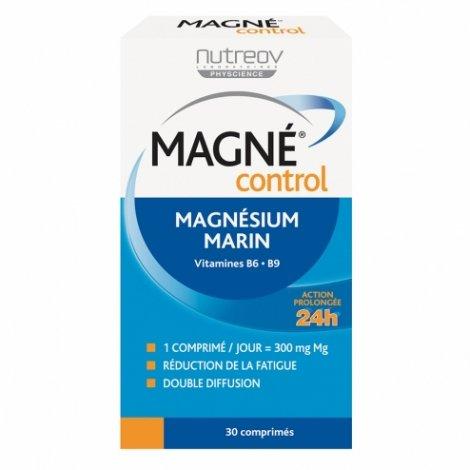 Nutreov Magné Control Magnésium 30 comprimés pas cher, discount