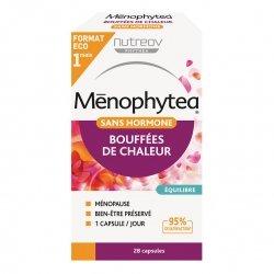Ménophytea Bouffées de Chaleur Sans Hormone 28 capsules