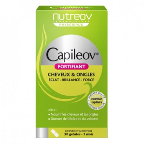 Nutreov Capileov Fortifiant 30 gélules pas cher, discount