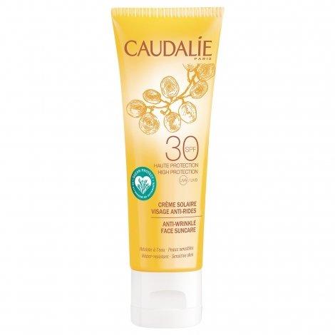 Caudalie Crème Solaire Visage Anti-Rides SPF30 50ml pas cher, discount