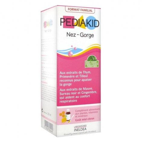 Pediakid Nez-Gorge Format Familial 250ml pas cher, discount