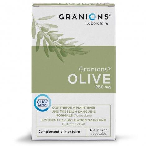 Granions Olive 60 gélules pas cher, discount