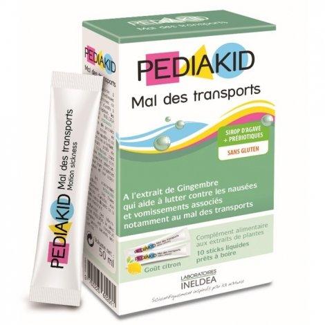 Pediakid Mal des Transports 10 sticks pas cher, discount