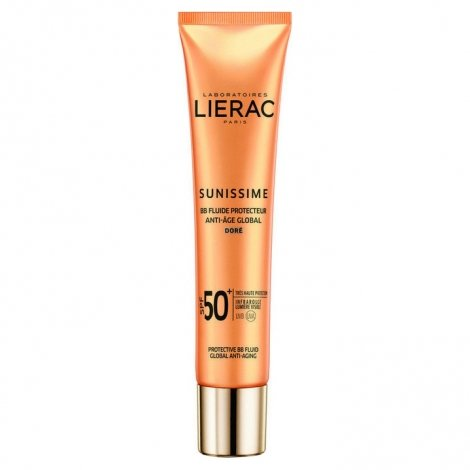 Lierac Sunissime BB Fluide Protecteur SPF50+ 40ml pas cher, discount