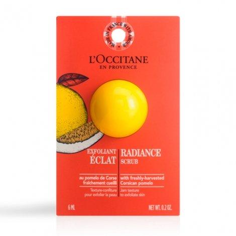 L'Occitane en Provence Exfoliant Eclat 6ml pas cher, discount
