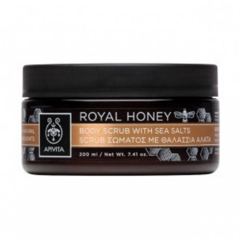 Apivita Crème Exfoliante Royal Honey 200ml pas cher, discount