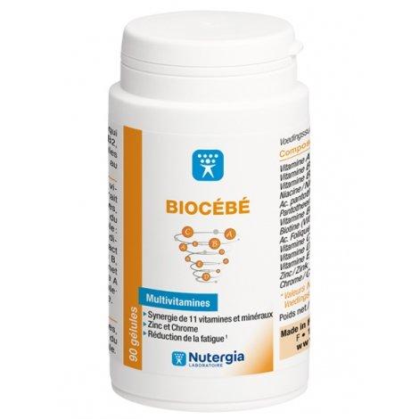 Nutergia Biocébé 90 gélules pas cher, discount