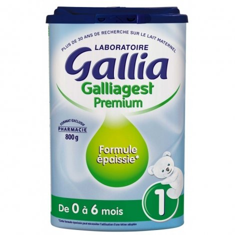 Gallia Galliagest 1 800g pas cher, discount
