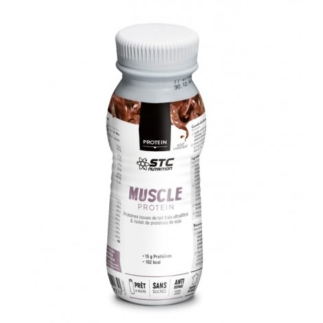 STC Nutrition Protein Muscle Protein Chocolat 250ml pas cher, discount
