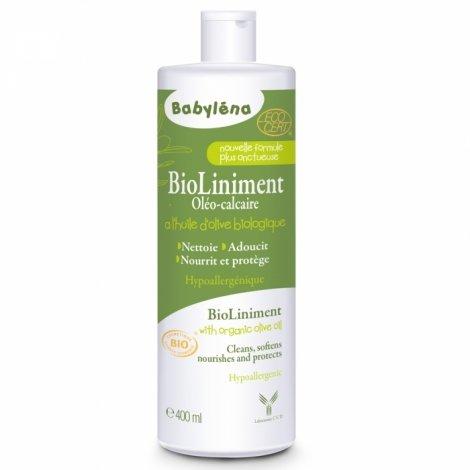 Babylena Liniment Bio Oleo Calcaire 400 ml pas cher, discount