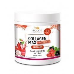 Biocyte Collagen Max Superfruits Anti-âge 260g