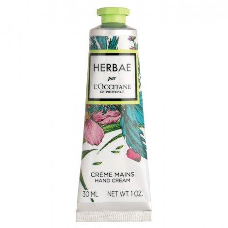 Herbae par L'Occitane en Provence Crème Mains 30ml pas cher, discount