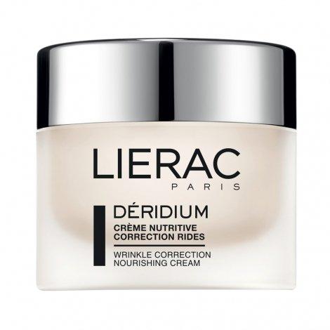 Lierac Déridium Crème Nutritive Correction Rides 50ml pas cher, discount