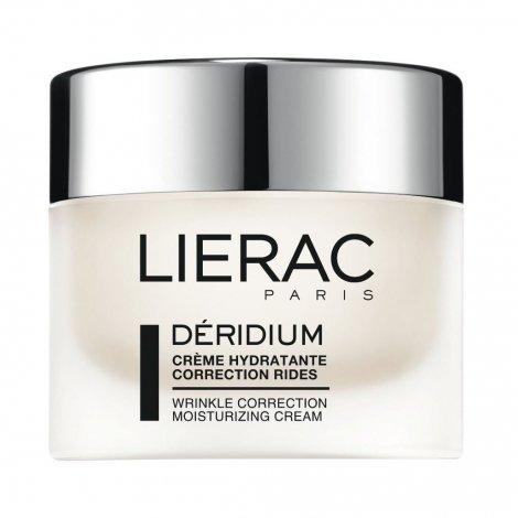 Lierac Déridium Crème Hydratante Correction Rides 50ml pas cher, discount