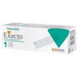 Exacto Cannabis Test de Détection du THC 1 Test
