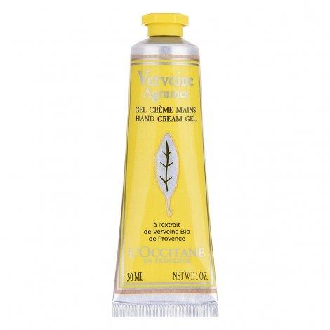 L'Occitane en Provence Verveine Agrumes Gel Crème Mains 30ml pas cher, discount